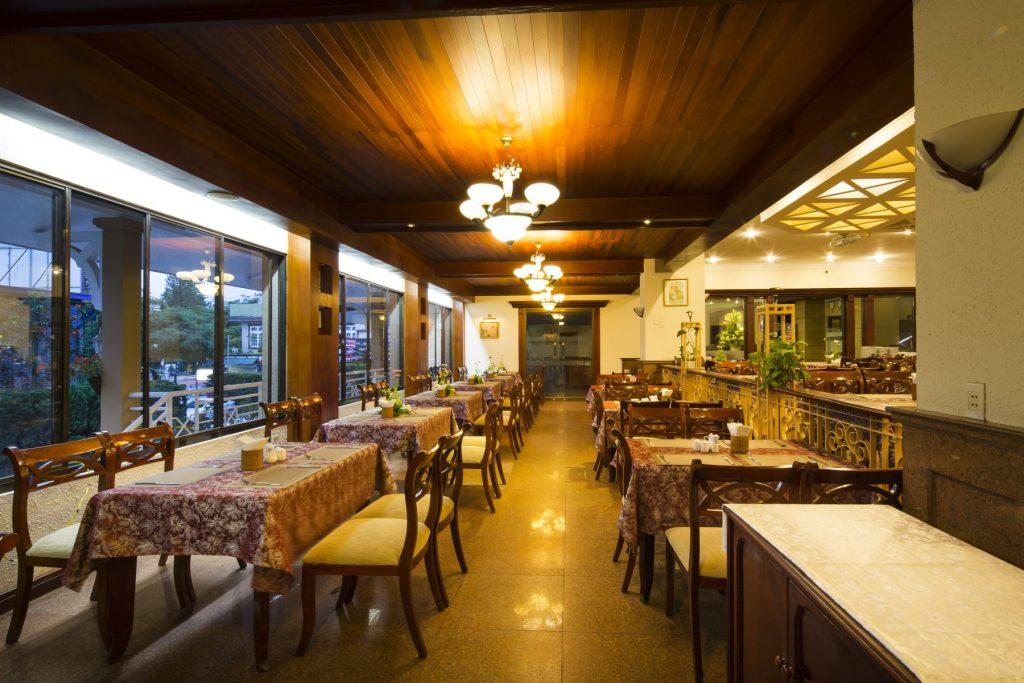 Nhà hàng Nhà Tôi là một trong những quán cơm ngon ở Đà Lạt.