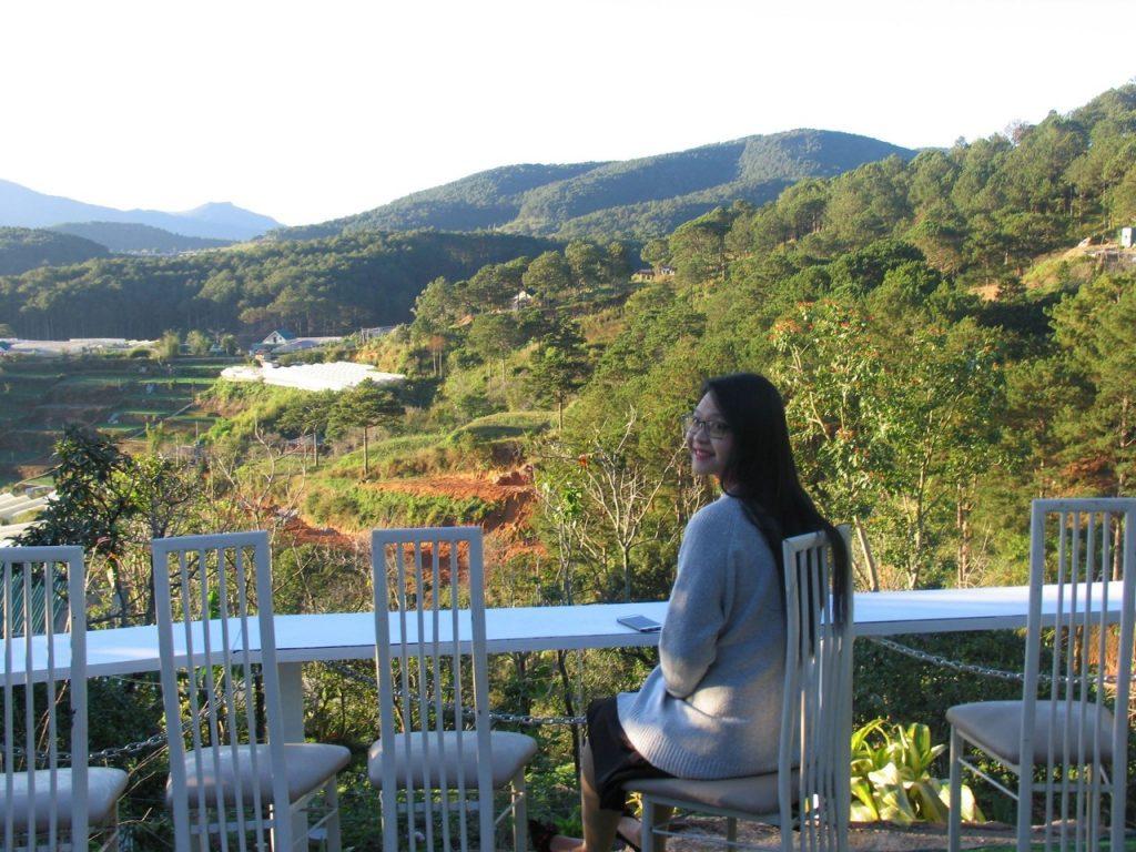 View đẹp với tầm nhìn rộng rãi