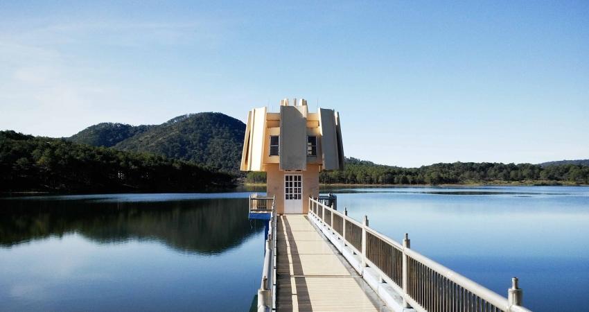 Địa chỉ hồ Tuyền Lâm Đà lạt